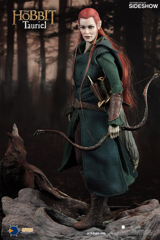 THE HOBBIT - Movie Action Figure - Tauriel - 28cm