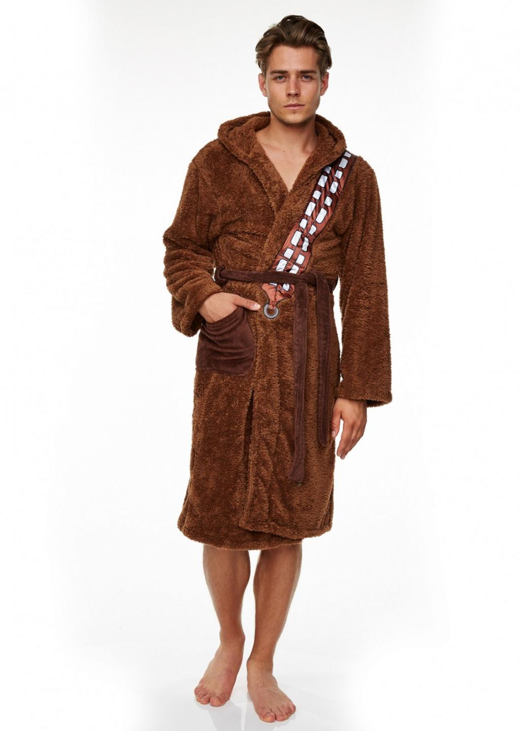 STAR WARS - Peignoir - Chewbacca - Adulte - Taille Unique