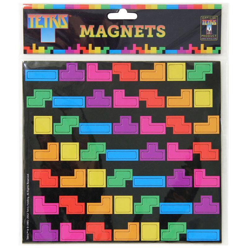 TETRIS - Magnets