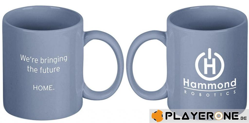 TITAN FALL - Mug Hammond Robotics