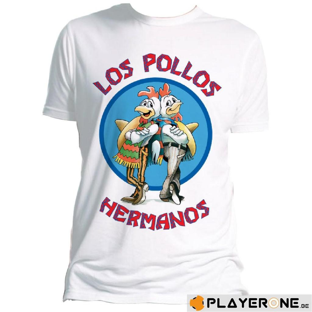 BREAKING BAD - T-Shirt Los Pollos Hermanos (XXL)