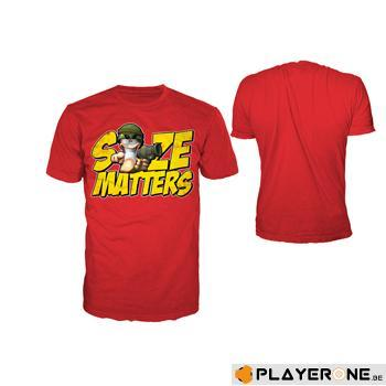 WORMS - T-Shirt Red Matters Men (S)