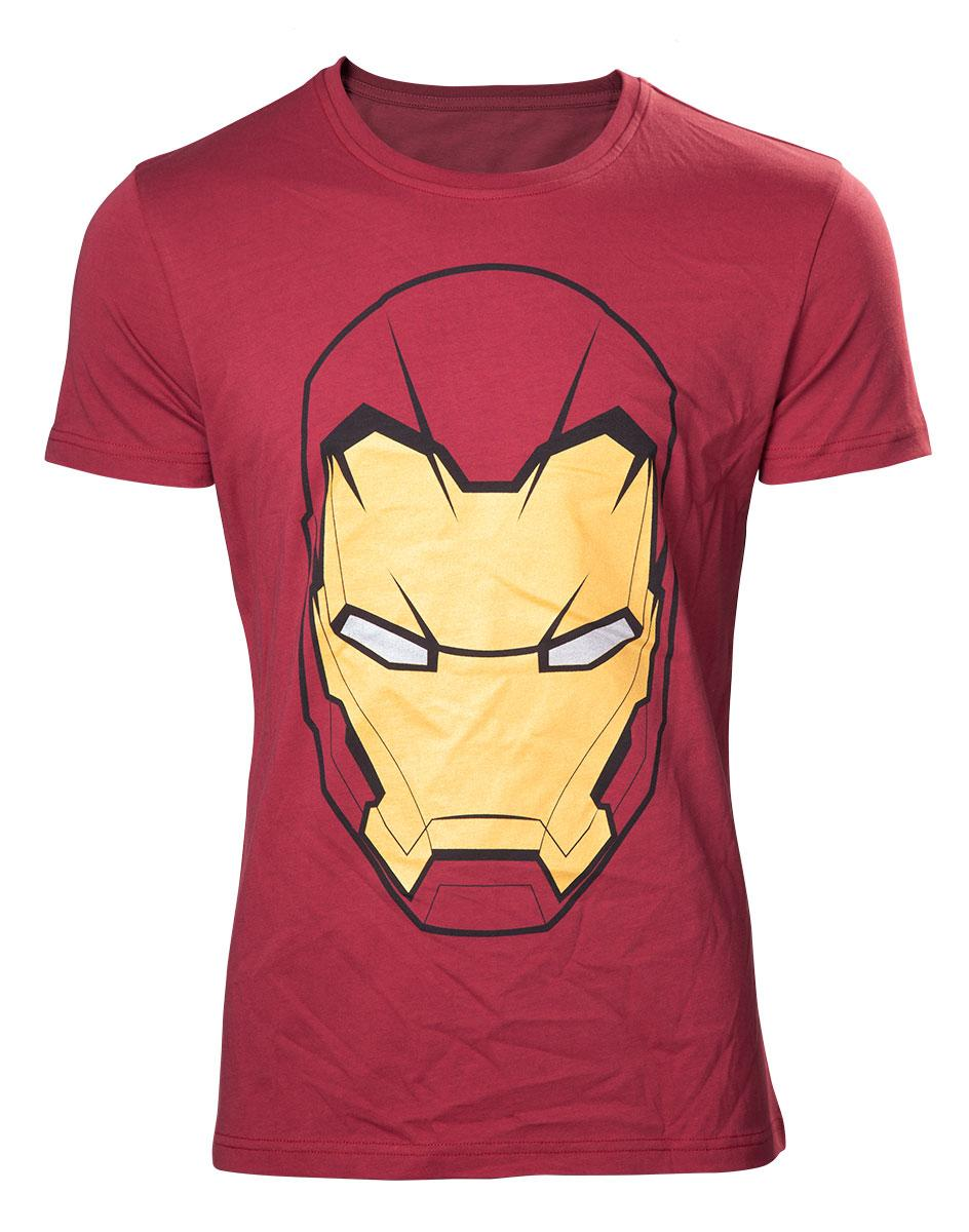 MARVEL - T-Shirt Civil War Iron Man (L)