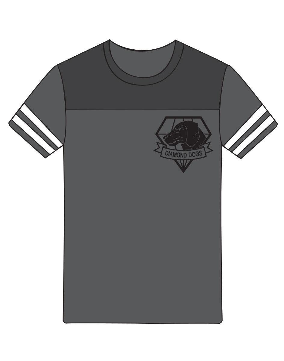 METAL GEAR SOLID V - T-Shirt Big Boss Since 84 (L)