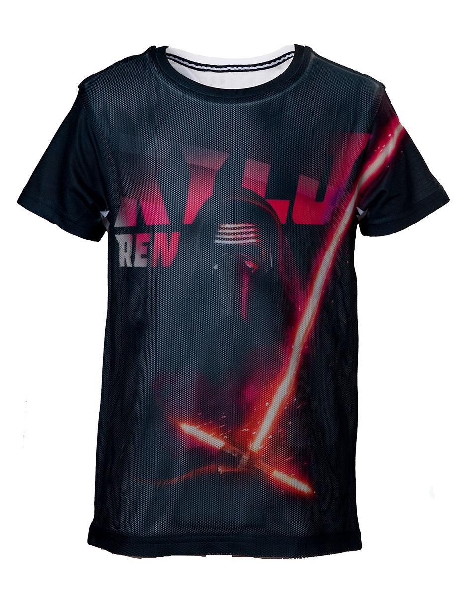 STAR WARS - T-Shirt Kylo Ren  Enfant (98/104)