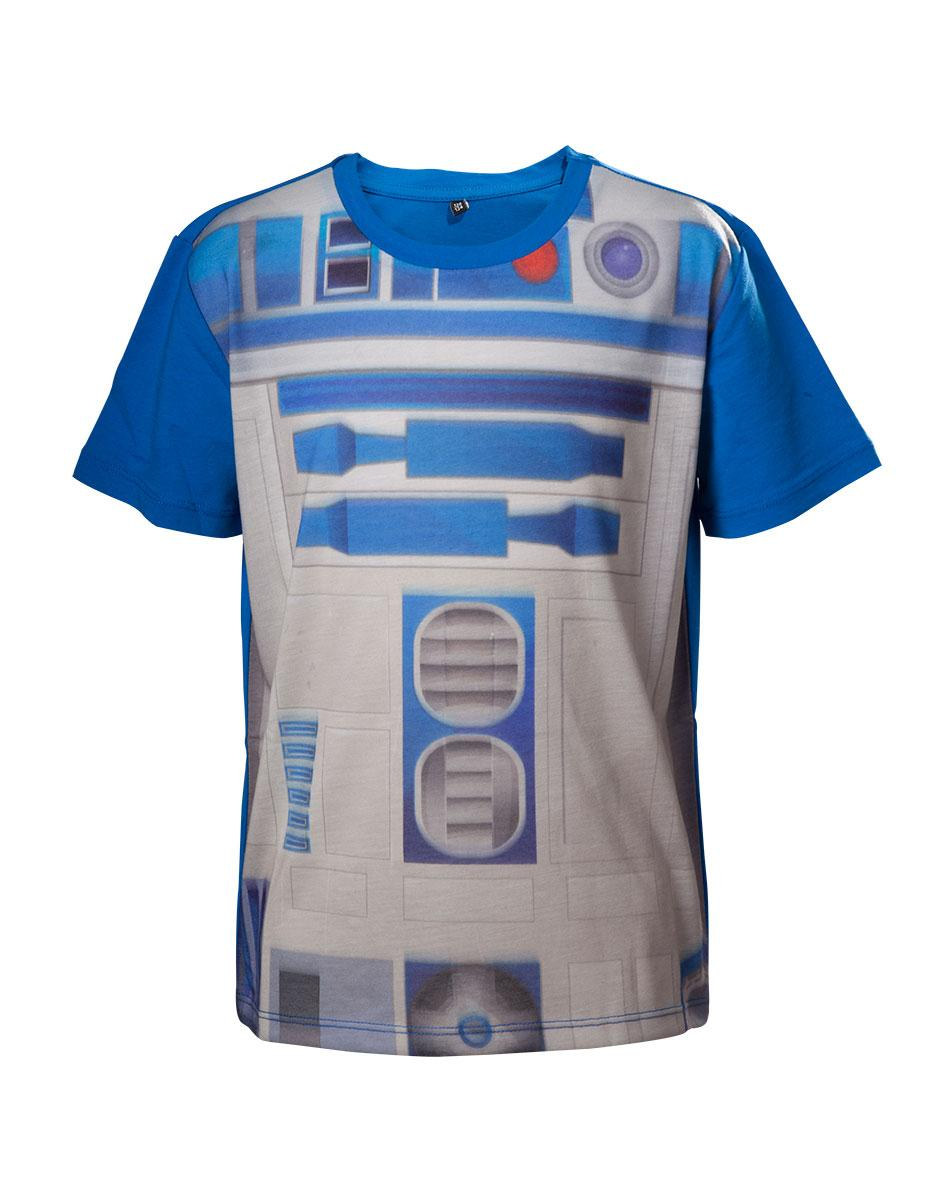 STAR WARS - T-Shirt R2-D2  Enfant (110/116)