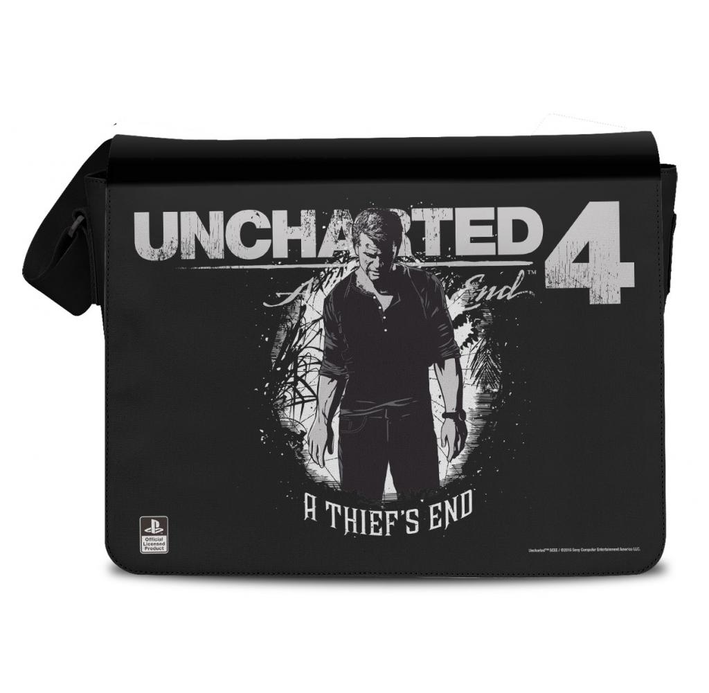 UNCHARTED 4 - Messenger Bag - A Thief's End