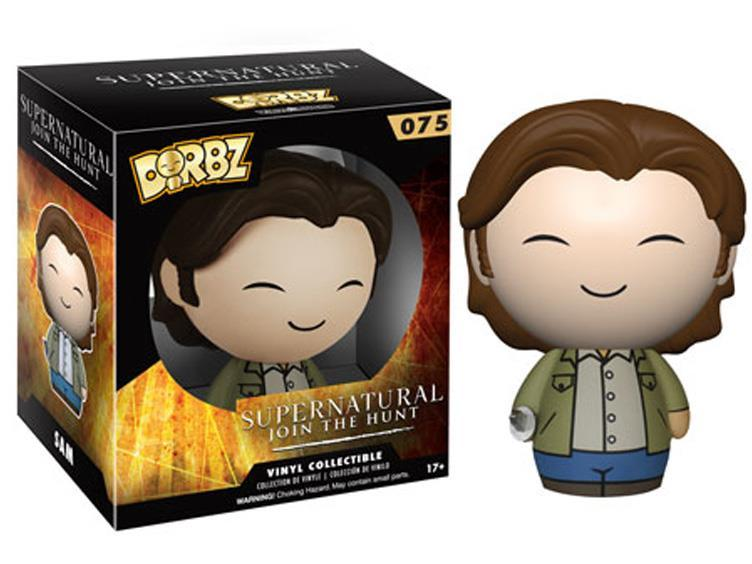 SUPERNATURAL - Vinyl Sugar Dorbz - Sam