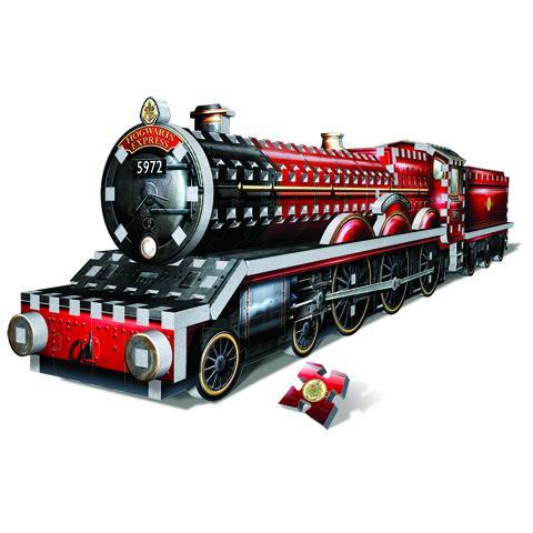 HARRY POTTER - Puzzle 3D - Poudlard Express 460 pces_2