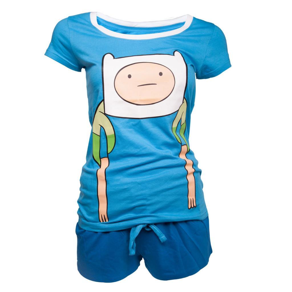 ADVENTURE TIME - Pyjama Finn Girl (L)_2