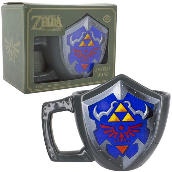 ZELDA - Shield Mug