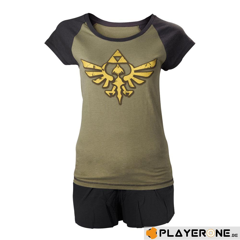 NINTENDO - Shortama Zelda Black Girl (L)