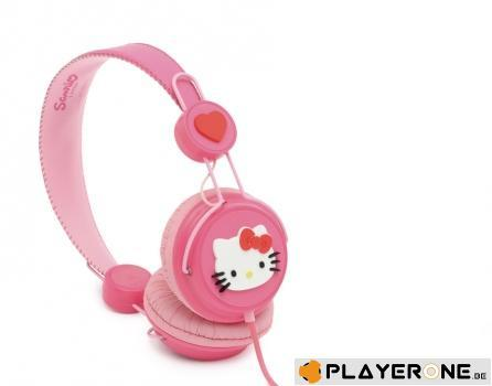 COLOUD - Headphone Hello Kitty Pink Rubber