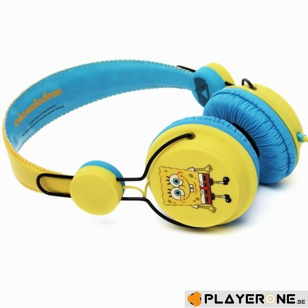 COLOUD - Headphone SpongeBob Square