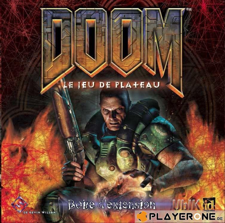 DOOM - Le jeu de plateau - Extension