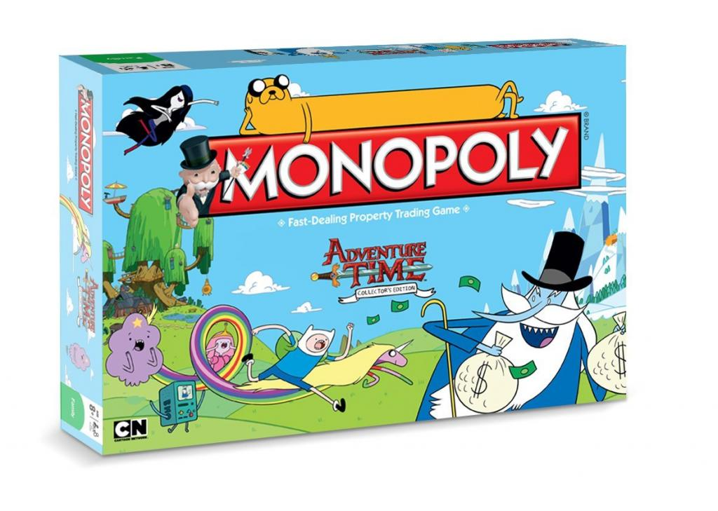MONOPOLY - Adventure Time (UK only)