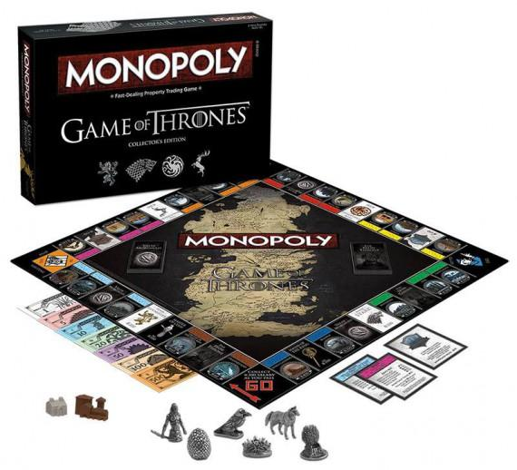 MONOPOLY - Game of Thrones (FR)