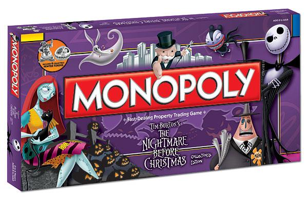 MONOPOLY - Night Before Christmas (UK)