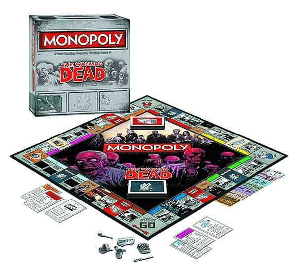MONOPOLY - The Walking Dead (UK)