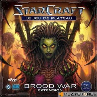 STARCRAFT - Le jeu de plateau -Extension Brood War