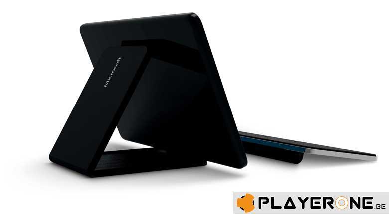 Wireless Keyboard - Wedge Mobile Keyboard Bluetooth AZERTY_5