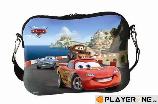 Cirkuit Planet - Laptop Bag Cars 10 pouces_1