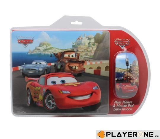 Cirkuit Planet - Mini Mouse + Mouse Pad : Cars_1