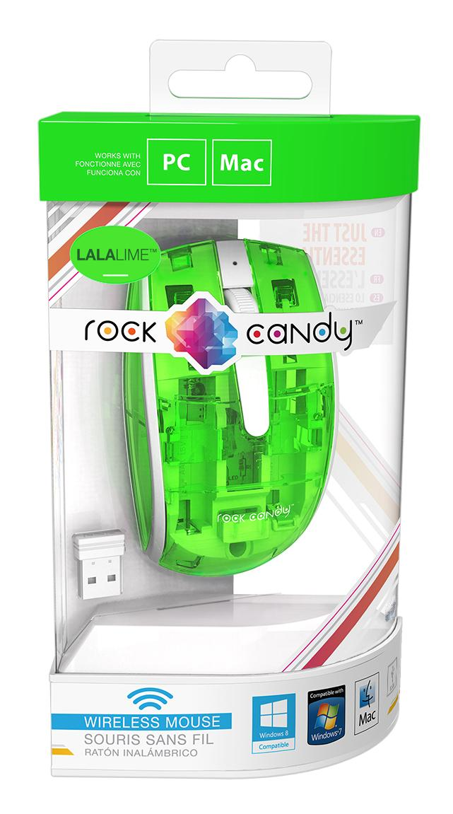 PDP - ROCK CANDY Wireless Mouse Green_1