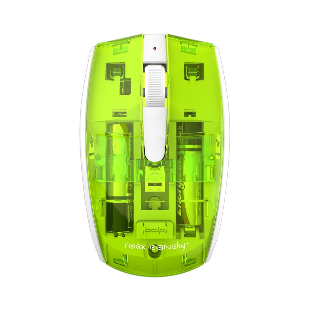 PDP - ROCK CANDY Wireless Mouse Green_6