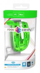 PDP - ROCK CANDY Wireless Mouse Green