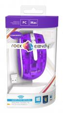 PDP - ROCK CANDY Wireless Mouse Purple