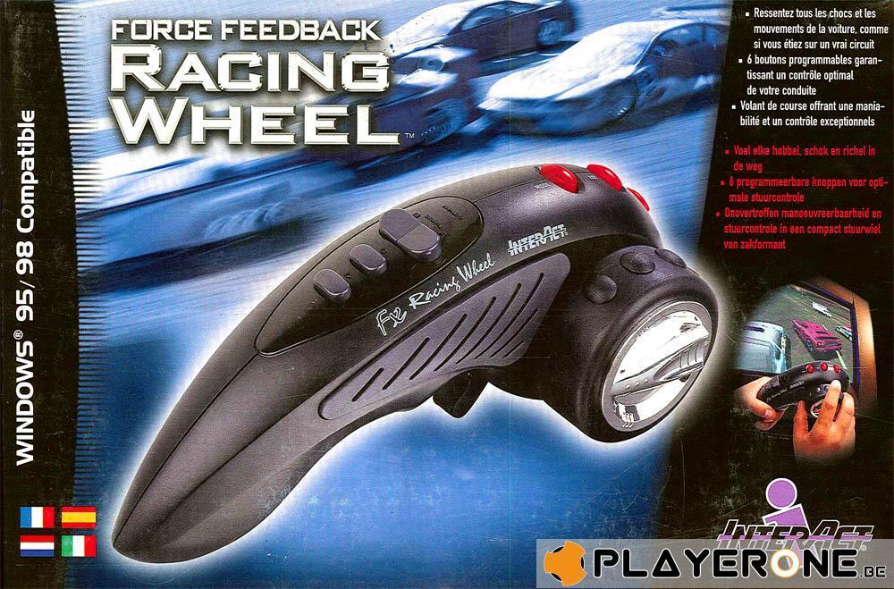 Force Feedback Racing Wheel InterAct_1