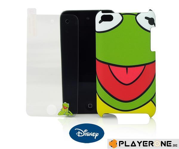 PDP - MOBILE - Disney Kermit Big Face Clip Case IPod Touch 4