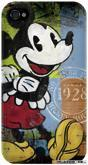 PDP - MOBILE - Disney Classic Mickey 1928 Clip Case IPhone 4/4S