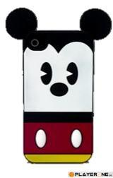 PDP - MOBILE - Disney Mickey Silicone Case IPhone 4/4S