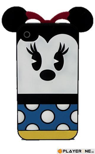 PDP - MOBILE - Disney Minnie Silicone Case IPhone 4/4S