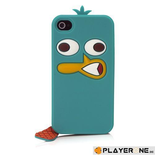 PDP - MOBILE - Disney Perry Silicone Case IPhone 4/4S