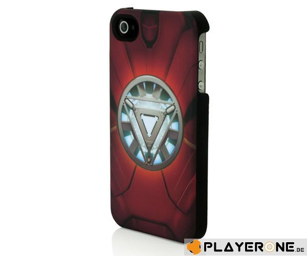 PDP - MOBILE - Marvel Legendary Armor - Iron Man IPhone 4/4S