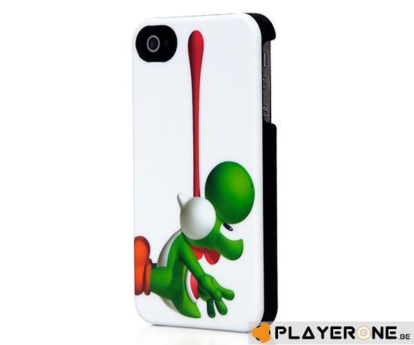 PDP - MOBILE - NINTENDO - Yoshi Tongue IPhone 4/4S