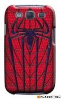 PDP - MOBILE - LEGENDARY ARMOR Spiderman Samsung Galaxy S3