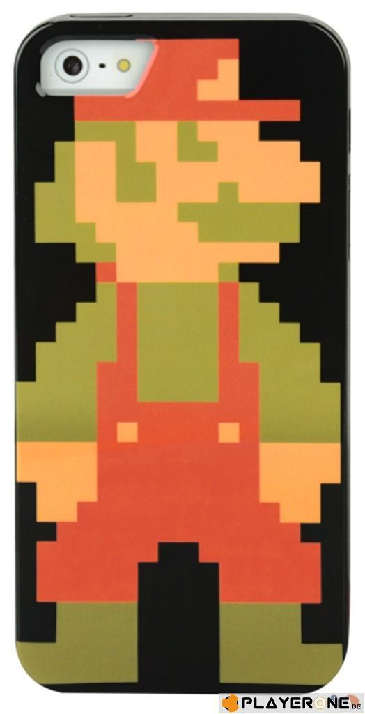 PDP - MOBILE - Super Mario Brother 8Bit MODELE 1 - IPhone 5/5S