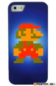 PDP - MOBILE - Super Mario Brother 8Bit MODELE 2 - IPhone 5/5S