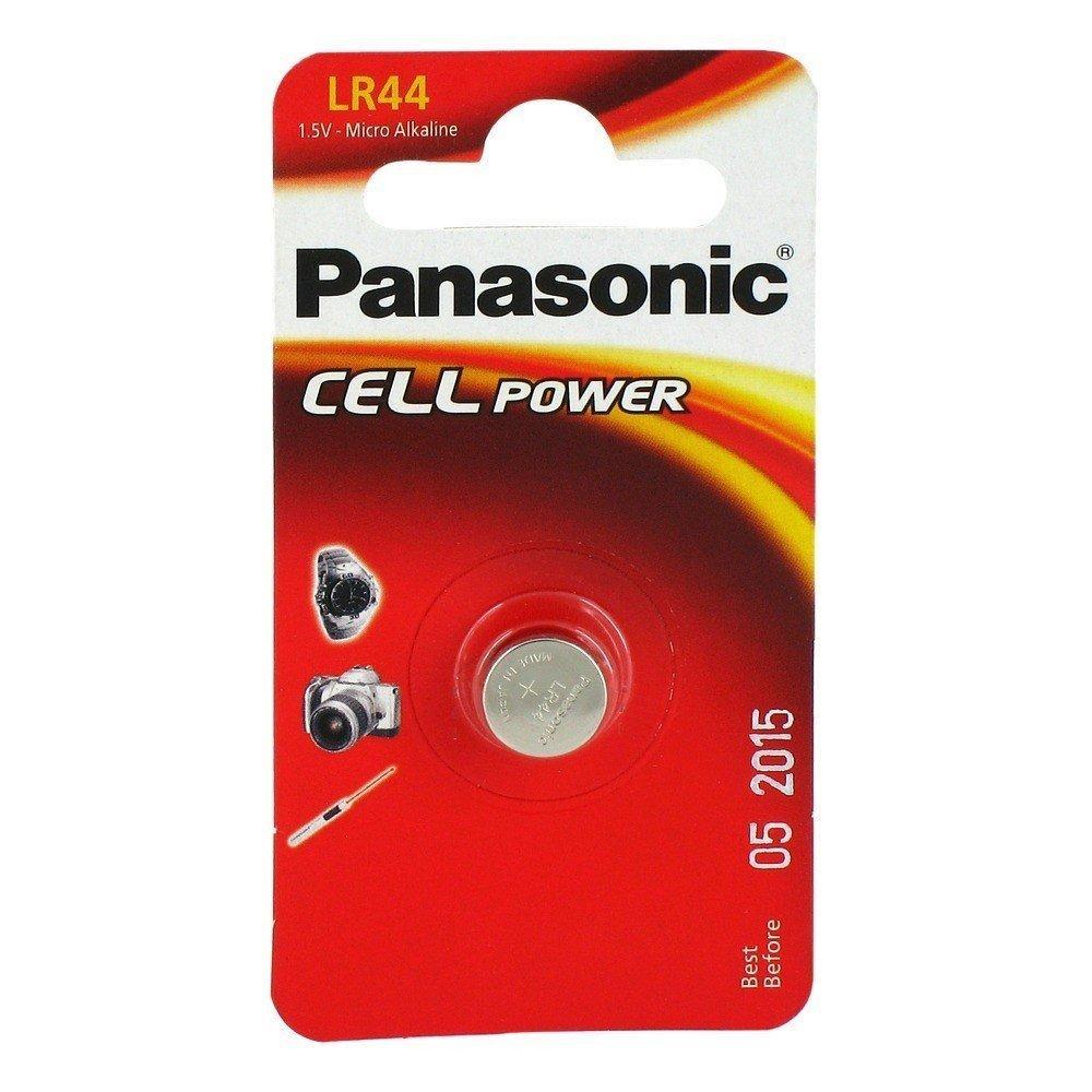 PANASONIC - Micro Alkaline - LR44 X 1