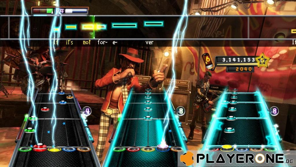 Guitar Hero 5 ( Software Only )_3