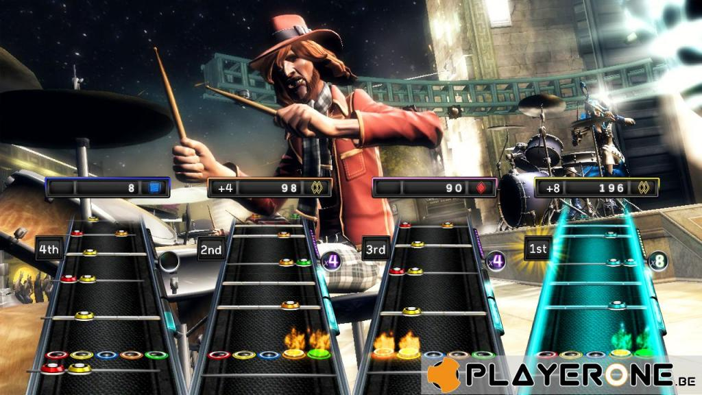 Guitar Hero 5 ( Software Only )_4