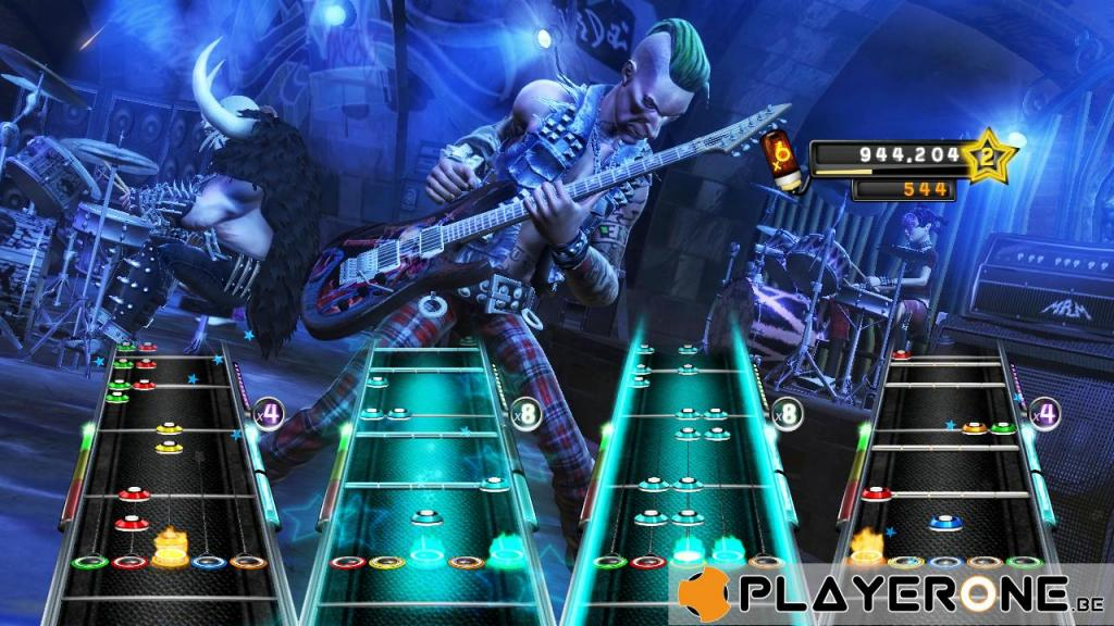 Guitar Hero 5 ( Software Only )_5
