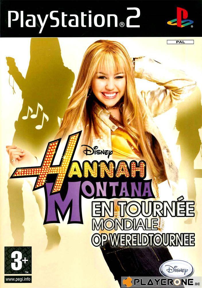 Hannah Montana : En Tournée Mondiale_1