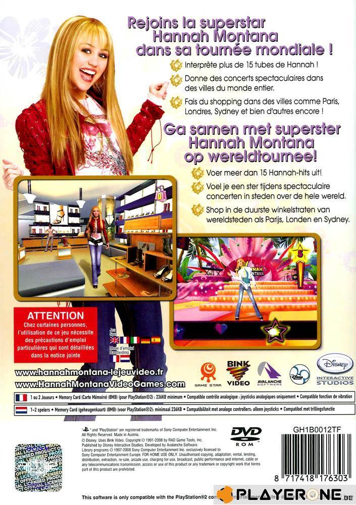 Hannah Montana : En Tournée Mondiale_2