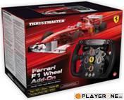 FERRARI F1 Wheel ADD-ON for  T300 /T500 /TX/T-GT  (Thrustmaster)