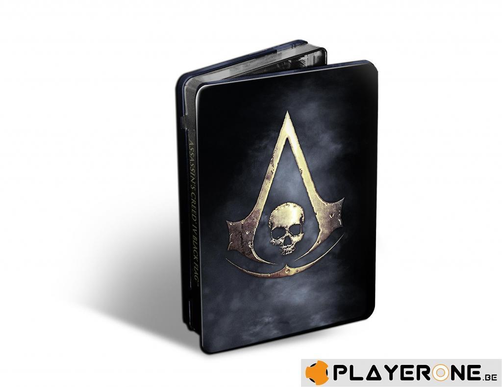 Assassin's Creed 4 Black Flag SKULL EDITION_2